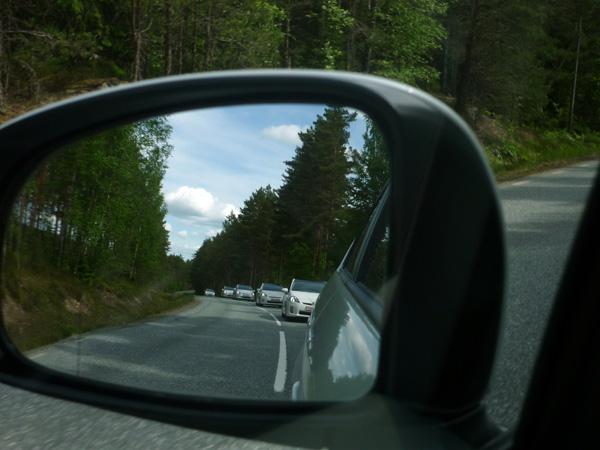 Tyota Prius. Suecia. Presentación a prensa Española.