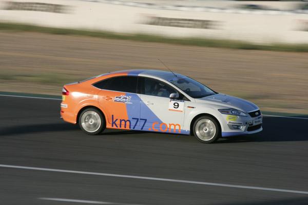 Barrido. km77.com. 24 Horas Ford 2009