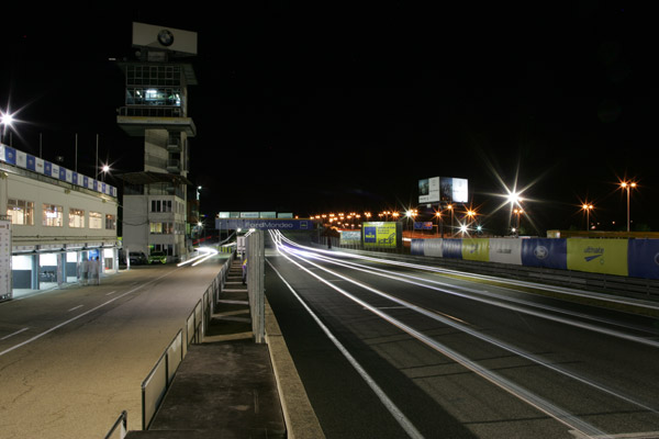 Noche. Noelia. km77.com. 24 Horas Ford 2009