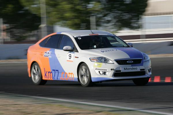 Noelia. km77.com. 24 Horas Ford 2009