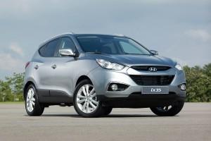 Así es el ix35, el nuevo todoterreno de Hyundai!