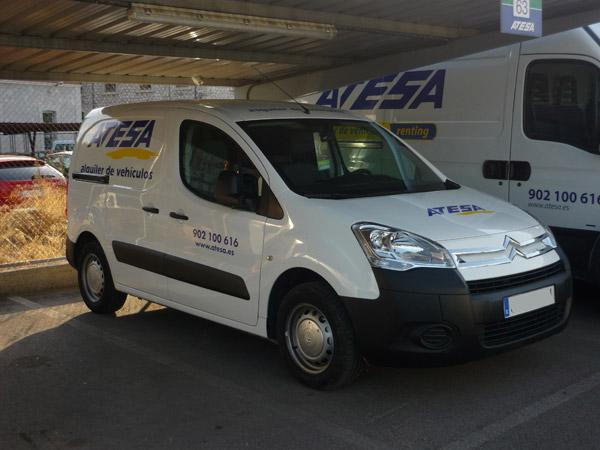 Citroën Berlingo. ATESA.