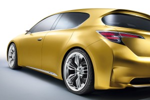 Lexus LF-Ch Hybrid Concept