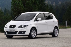 Gama SEAT Ecomotive