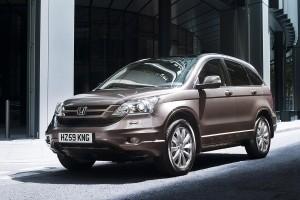 Rebaja de precio y aumento de equipamiento para el Honda CR-V