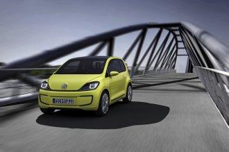 Volkswagen E-Up! Prototipo