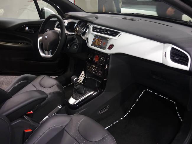 Citroën DS3. Ya se pueden hacer reservas por internet.