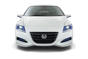 CR-Z, el nuevo deportivo híbrido de Honda.