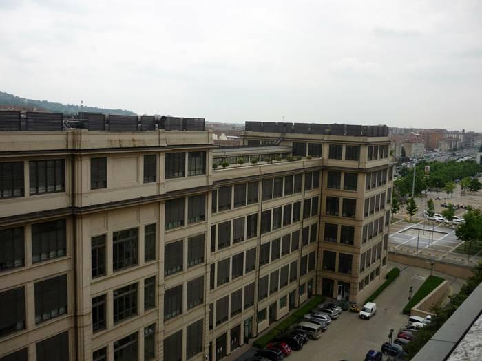 Edificio de oficinas. Fiat. Lingotto.