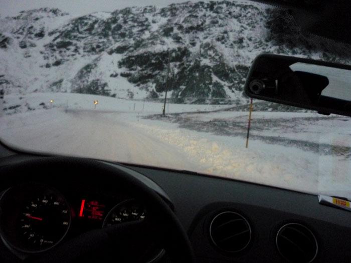 Snowcontrol Serie II. Passo dello Stelvio.