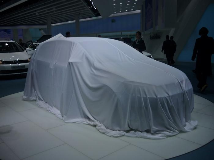 Volkswagen Polo BlueMotion. Salón de Francfort