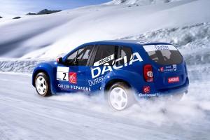 Así será el Duster, el futuro todocamino de Dacia.