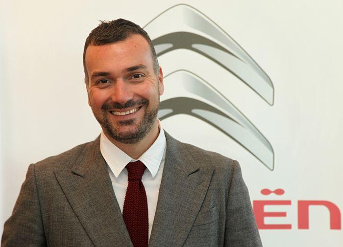 Jan Andreu. Gerente de Garage Andreu.