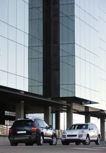 Porsche Cayenne Style Edition