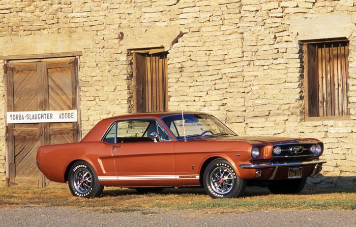 Ford Mustang GT-390