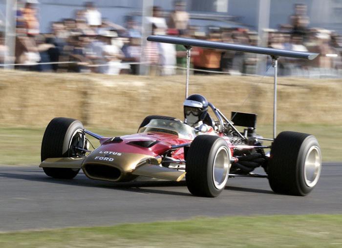 Lotus 49 de 1969