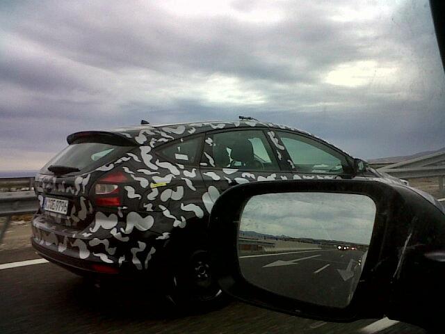Un espejo contra el guepardo-pantera