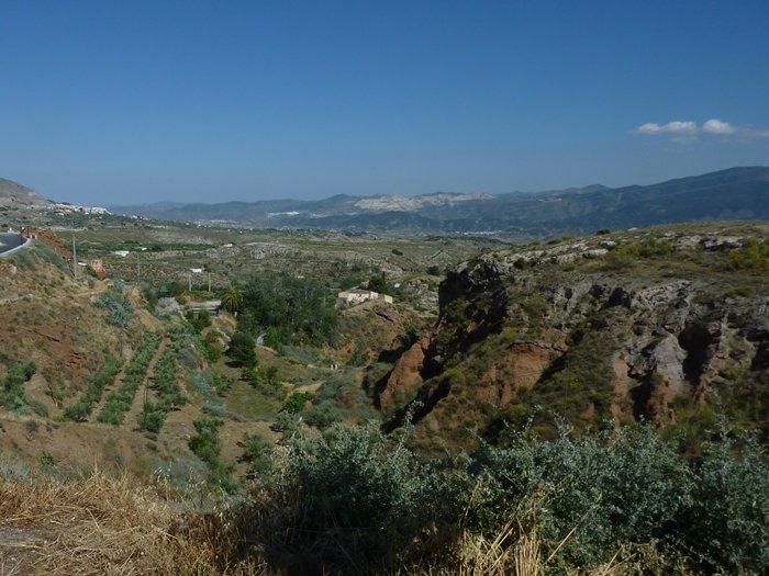 Valle del rio Almanzora