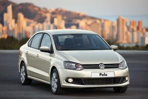 Volkswagen Polo Sedán