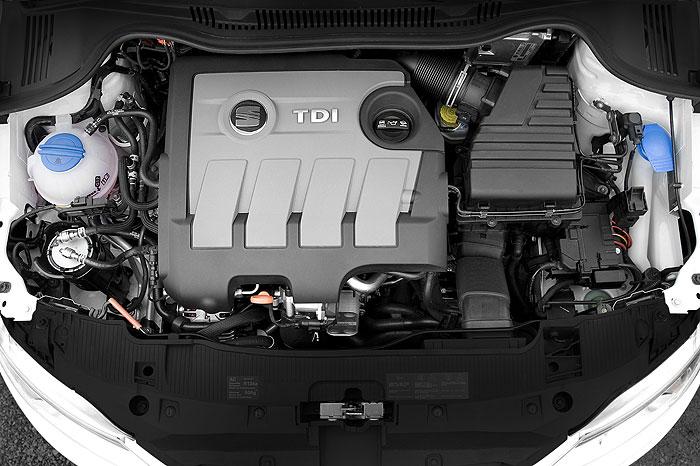 Motor Seat Ibiza FR