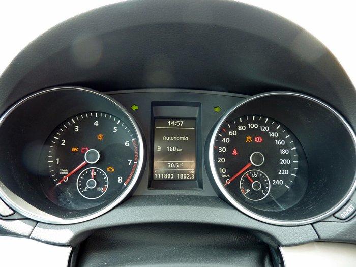 Volkswagen Golf 100.000 kilómetros. Casi 112.000 kilómetros.