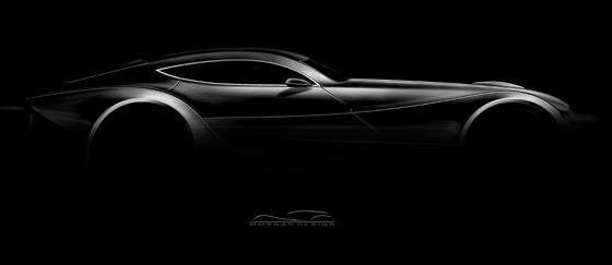 Así será el EvaGT, el nuevo modelo de Morgan que llegará en 2012