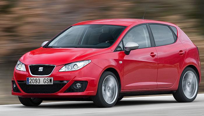 Prueba de consumo (7): Seat Ibiza FR 2.0-TDI 143 CV