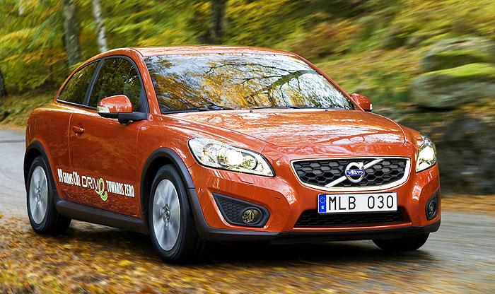 Prueba de consumo (11): Volvo C30 1.6D DRIVe