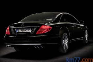 Mercedes-Benz CL 2011