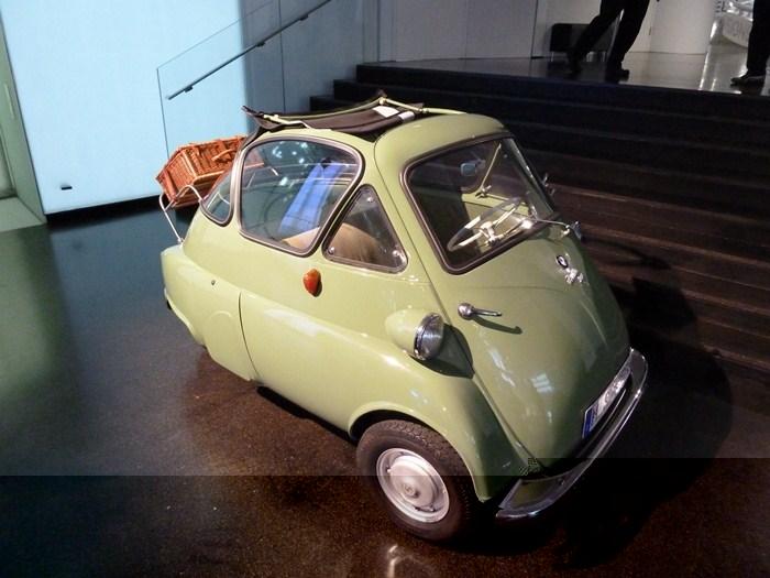 BMW Isetta, una marca que puede ser recuperada