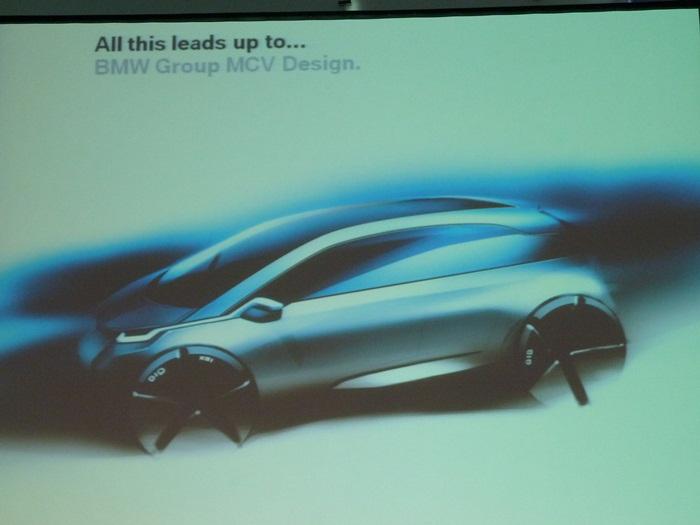 Mega city Vehicle, proyectado por BMW