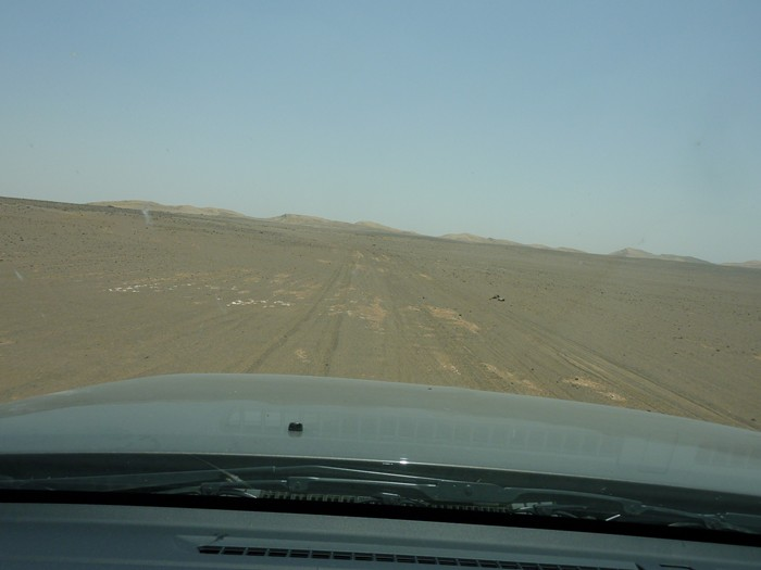 Marruecos. Otro terreno.