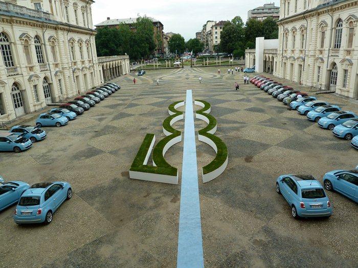 Fiat 500 twin air. Presentacion.
