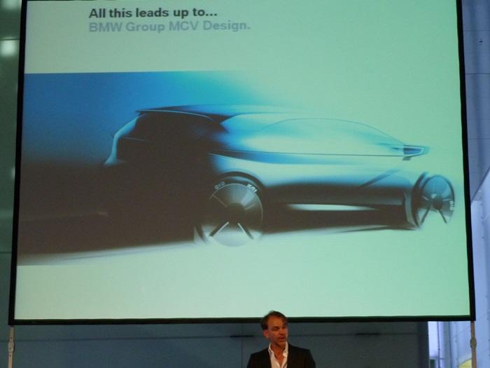 MCV, Mega City Vehicle, by BMW Group