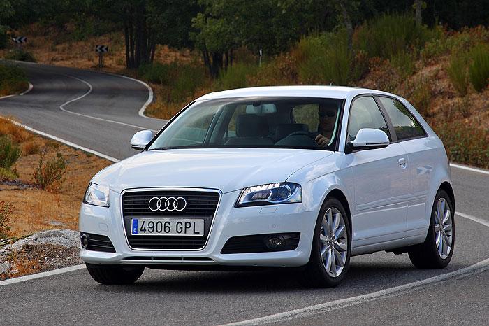 Prueba de consumo (17): Audi A3 1.6-TDIe 99g