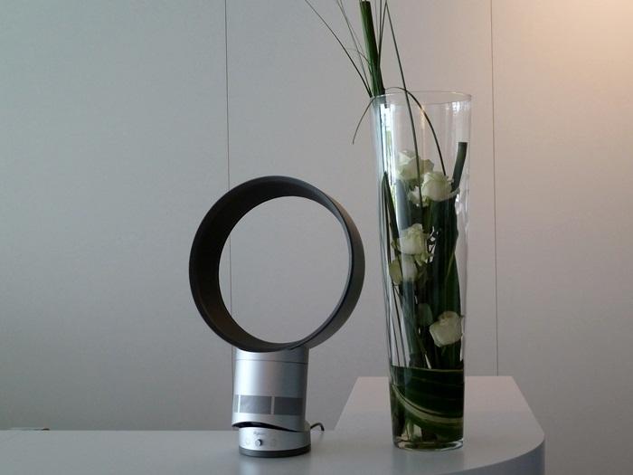 Flores,  vasija troncocónica. Presentación BMW