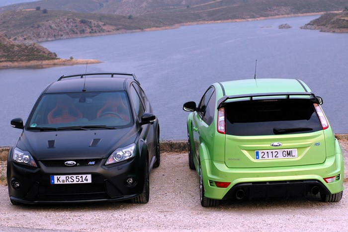Ford Focus RS y RS500