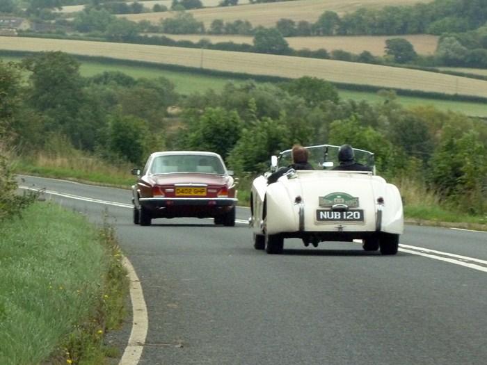Jaguar XJ6 S1. 1968. Coventry - Oxford
