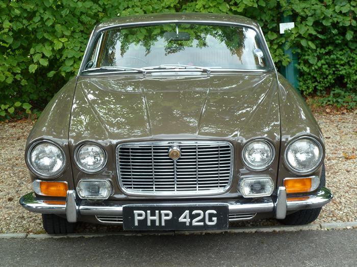 Jaguar XJ6. 1968. De Sir William Lyons