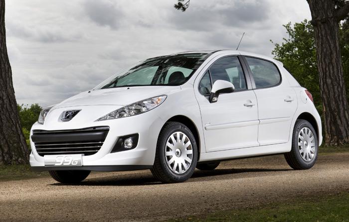 """Prueba de consumo (19): Peugeot 207 1.6-HDi-90 CV """"Eco 99g"""""""