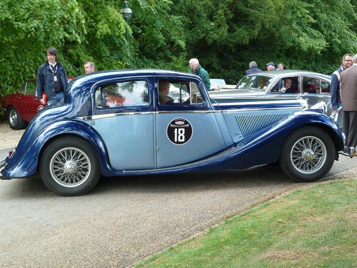 Jaguar SS 3.5 1938