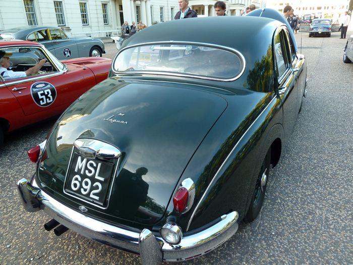 Jaguar Mark 1 3.4 1958