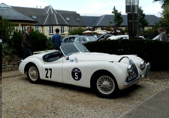 Jaguar 120