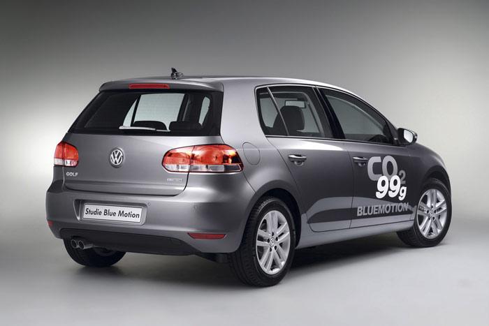 Volkswagen Golf Blue Motion