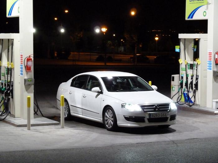 Prueba de consumo (22): VW Passat 2.0-TDI-170 DSG 4-Motion
