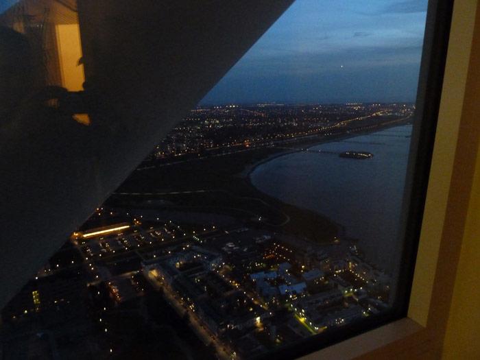 Vistas de la ciudad de Malmö