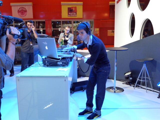 Jaime Alguersuari-DJ- Formula One Driver