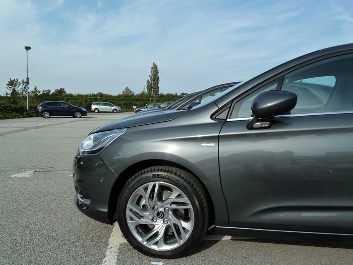 Me gusta el nuevo Citroën C4 Diesel de 150 CV