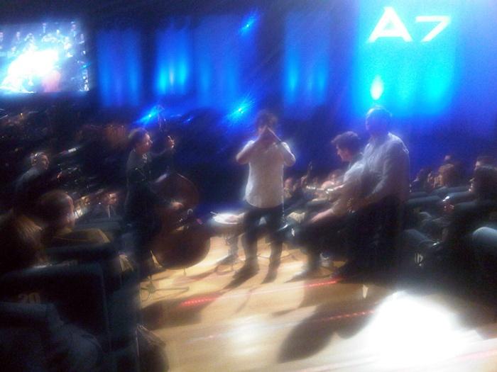 Jamie Cullum. Madrid, Octubre de 2010. In concert