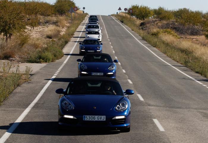 4º Edición de la Escapada Deportiva de Porsche para Mujeres Comunicadoras